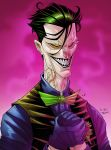 The Joker by dirtyandbroken