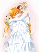 ichihime-Wedding by SONTYOU