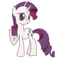 Rarity by The-Sliver-Stars