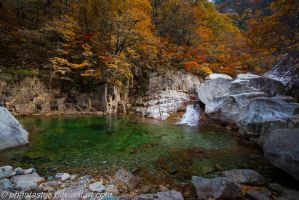 Seoraksan National Park 2 by phantastes