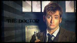 Doctor 'wallpaper' by Darianella
