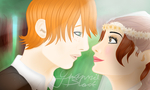 Because I'm So Lost Into You by GwennieBlack