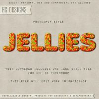 PS Style: JELLIES by HGGraphicDesigns