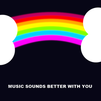 Music Sounds Better With You by Clank010101
