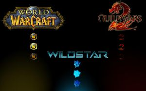 MMORPGs Start buttons by R8zr