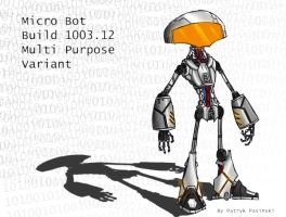 Micro Bot 001 by Acolite