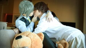 Junjou Romantica : You were saying... by xrysx