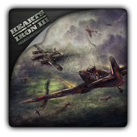 Hearts of Iron 3 icon by Themx141