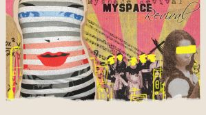 New Myspace Revival Layout by Tuile
