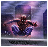 The Amazing Spiderman by Ironcid