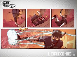 Stabb Gunner Preview by CLE2