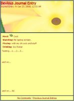 First Of Spring CSS by jenepooh
