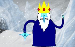 The Ice King by nIce-King