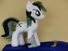 Hidden Fortune Steel Hoof by WhiteDove-Creations