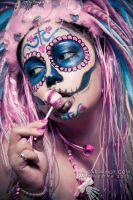 SUGAR SKULL by ElettroBunny