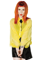 Hayley Williams - PNG/Render by tommz2011