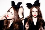 liz gillies by JadeCatCarlySam