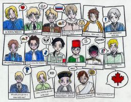 How the Hetalia boys ask someone out... by Blacknight4711