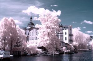 Spandau Berlin infrared by MichiLauke