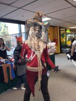 Scaring with Scarecrow by WintersOfWesley