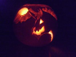 -rather late- pumpkin by JEAikman