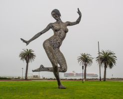 Bliss sculpture 140213-6 by MartinGollery