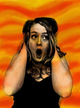 'The Scream' by kay-ler