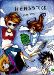 HOMESTUCK: Beta Kids by TravelersDaughter