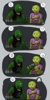Tmnt A Lesson In Boxing - First Date by Dragona15