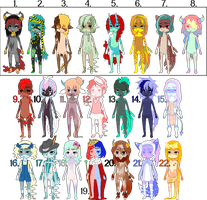 **50% OFF** Whore Adopt Sheet (Open) by Timefang143