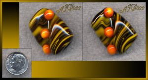 Great Balls of Fire by AJGlass