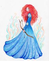 Merida by La-Chapeliere-Folle