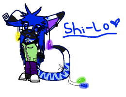 Happy Tree Friends Sona - Shi-Lo by Gangster-dog