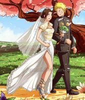 NaruTen: Walking to a New Life Together (Closup) by JuPMod