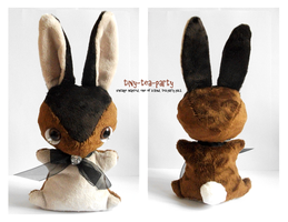 Blackberry - Watership Down Plush - SOLD by tiny-tea-party