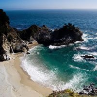 julia pfeiffer state park. by simoendli