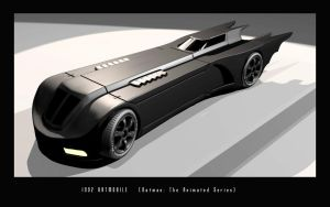 batmobile 1992 by dvnc
