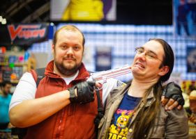 MCM Manchester comic con 2015 by bexa