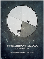 Precision Clock by gone369