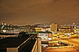 View from Kungshojd, Goteborg HDR by ProjektGoteborg