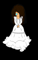One scary bride by NecroPrancer