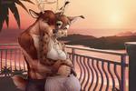 Vacation romance by Zengel