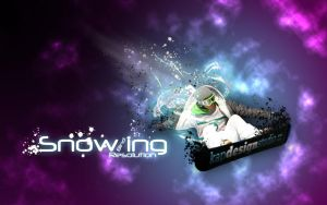 Snow Binding Resolution by kapdesign