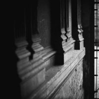 Tenement gate by LesEssences