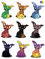 Oogie Deluxe Batch by Fraught-Adopts