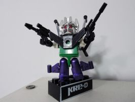 Custom Kreon Sixshot by eabevella