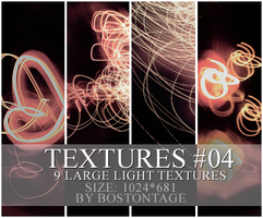 9 Light Textures by bostonstage