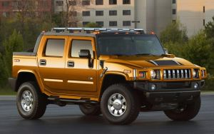 Hummer H2 Clean by TheCarloos