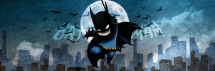 Scribblenauts Unmasked : Batman by InSightDzns
