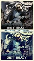 ACTIONS TUTO by pweetylucious